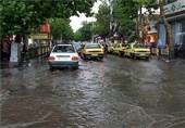 شهرکرد  هشدار هواشناسی چهارمحال و بختیاری نسبت به سیلابی شدن مسیلها و طغیان رودخانهها