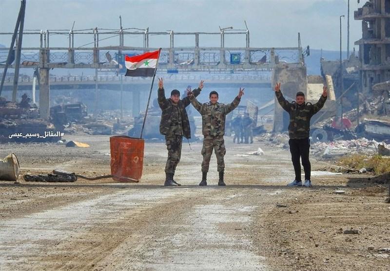 سوریه| ادامه پیشروی ارتش در محور ادلب