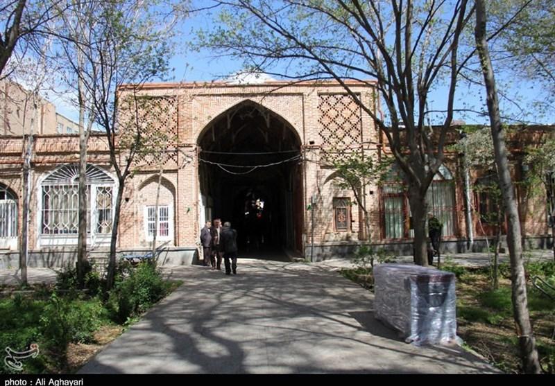 Khoy Bazaar in Iran's West Azarbaijan