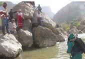 دختر جوان در رودخانه کرج غرق شد