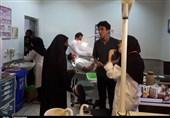 خدماترسانی به 1400 نفر در مناطق محروم گنبدکاووس در قالب اردوهای جهادی
