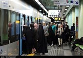 ۶ ایستگاه جدید مترو تا پایان سال افتتاح میشود