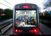 رکورد جابهجایی مسافر با خطوط قطارشهری مشهد شکسته شد