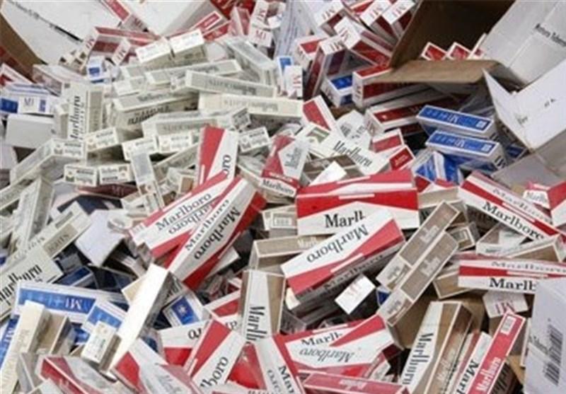 محموله بزرگ سیگار قاچاق در کهگیلویه و بویراحمد کشف و ضبط شد