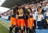 لالیگا|خفاشها بردند و به یک قدمی رئال مادرید رسیدند
