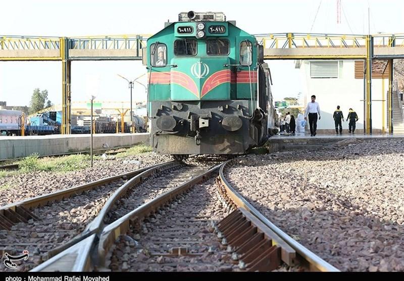 گرگان| طرح دوخطه کردن راهآهن بندرگز به سبزدشت به بهرهبرداری میرسد