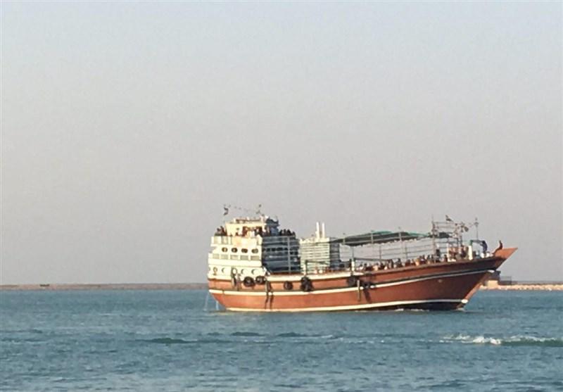 بوشهر| 99.5 میلیارد ریال کالای قاچاق در آبهای استان بوشهر کشف شد