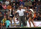 خراسان شمالی| مسابقات کشتی باچوخه شیروان به روایت تصویر