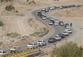 ساری|محدودیت ترافیکی در محور کندوان اعمال میشود