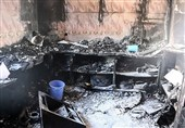 10 Dead, 6 Injured in Teahouse Fire in Southwest of Iran