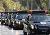 کاهش میانگین عمر خودروهای کلانتریها از 10 به 5 سال