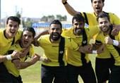 بازگشت نفت مسجدسلیمان به لیگ برتر پس از 4 سال/ شاگردان فکری قهرمان لیگ دسته اول شدند
