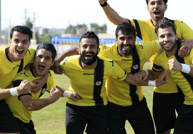 بازگشت نفت مسجدسلیمان به لیگ برتر پس از ۴ سال/ شاگردان فکری قهرمان لیگ دسته اول شدند
