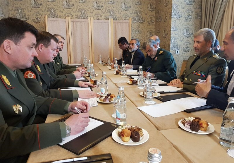 Belarus Keen to Boost Military Ties with Iran