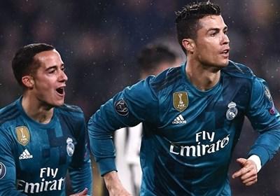 لیگ قهرمانان اروپا|برتری قاطعانه رئال مادرید در تورین با گل استثنایی رونالدو/ پیروزی کلیدی بایرن در «پیسخوان»