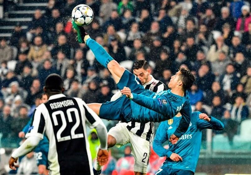 رونالدو: انتظار نداشتم چنین گل فوقالعادهای به یوونتوس بزنم