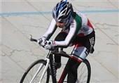 درخشش سیاحیان و عبداللهی در مرحله اول لیگ دوچرخهسواری پیست بانوان
