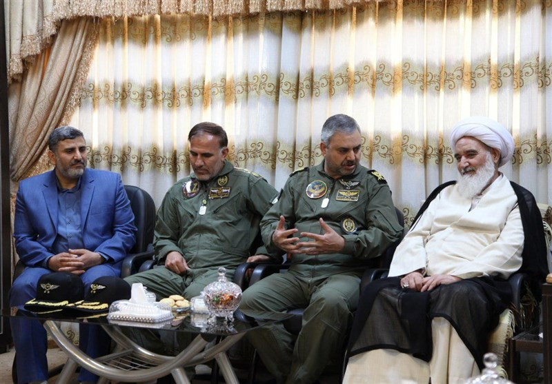 کرمانشاه| امنیت و اقتدار نظامی مهمترین پشتوانه تولید ملی است