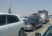 تظاهرات مردم در شمال افغانستان در اعتراض به حملات هوایی نیروهای آمریکایی