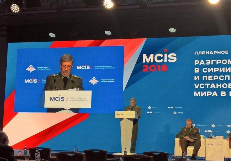 وزیر دفاع: شاهد سازماندهی بدترین کمپین ترور و کشتار در واشنگتن هستیم