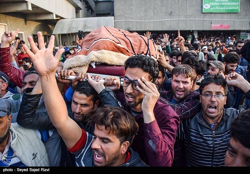 ۴ کشته و زخمی بر اثر شلیک راکت توسط نظامیان هندی در کشمیر