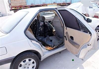 خوزستان محموله 735 کیلویی مواد مخدر تریاک در بهبهان متوقف شد