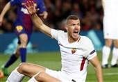 ژکو: داور شهامت اعلام پنالتی علیه بارسلونا را نداشت