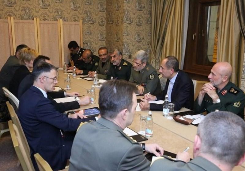 امضای توافقنامههای نظامی بین ایران و صربستان در آینده نزدیک