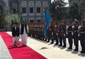 نخست وزیر پاکستان وارد کابل شد