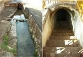 Ardestan Moon Aqueduct; A 2-Story Qanat