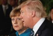 مرکل در آستانه سفری دشوار؛ رفتار ترامپ با مهمان آلمانی چگونه خواهد بود؟