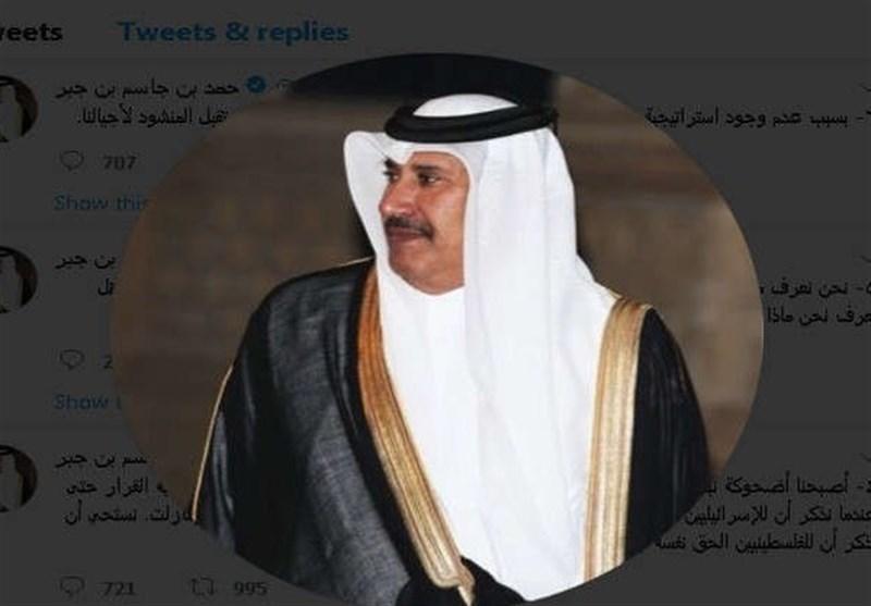 رئیس وزراء قطر السابق یستشهد بابن خلدون حول مراحل انهیار الدول