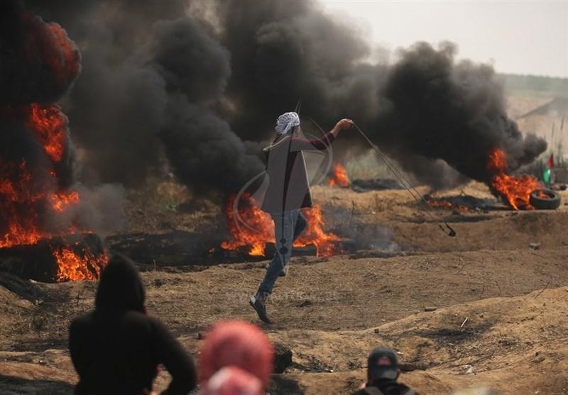 تحولات فلسطین|۳ شهید و ۲۵۰ زخمی در دومین جمعه راهپیمایی
