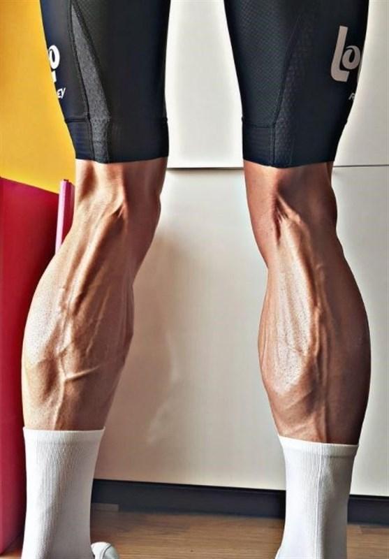139701181013206313797294 - عضلات حیرتانگیز دوچرخهسوار لهستانی + تصاویر