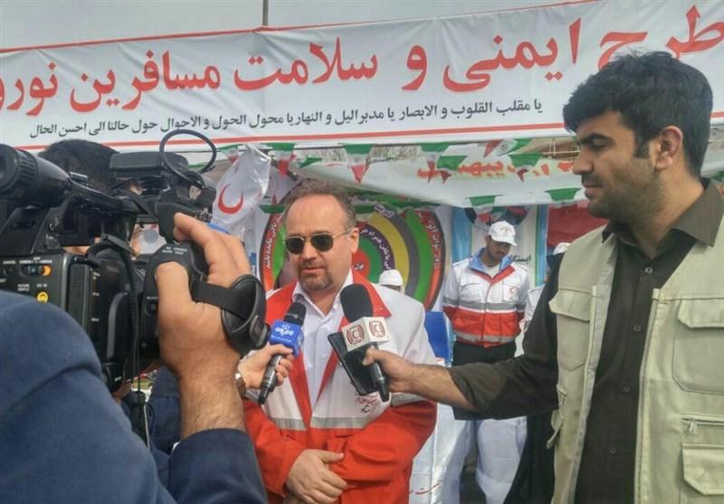 کاروان سلامت جمعیت هلال احمر زنجان به مناطق زلزلهزده کرمانشاه اعزام میشوند
