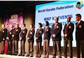 قضاوت سلیمی در مسابقات کاراته المپیک جوانان 2018