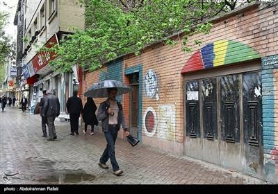 بارش های ایران به 103.5 میلیمتر رسید؛ 49 درصد کمتر از سال قبل