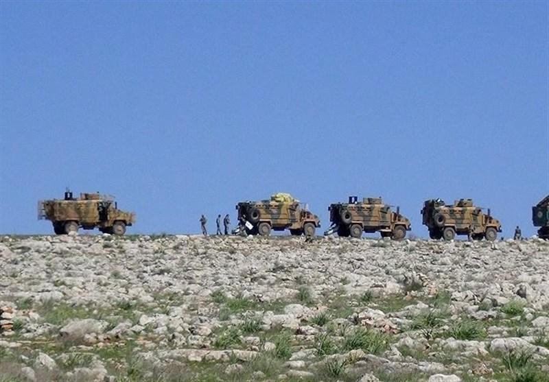 トルコ、シリアに新しい軍事郵便を設置