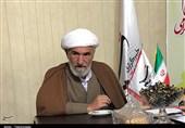 سنندج| بازدید امام جمعه موقت سنندج از دفتر تسنیم کردستان+تصویر