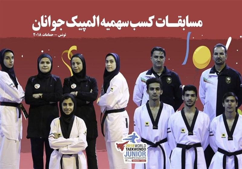 تکواندو| کسب یک نشان طلا و نقره دیگر برای جوانان ایران/ شش سهمیه المپیک جوانان تکمیل شد