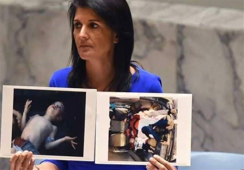 تکرار سناریوی رسانههای غربی علیه سوریه؛ دمشق اتهام حمله شیمیایی به دوما را رد کرد