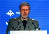 Enemies Well-Advised Not to Test Iranian Nation's Power: Defense Minister