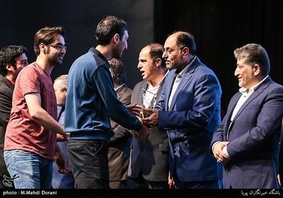 تجلیل از برگزیدگان سیزدهمین دوره مسابقات ربوکاپ آزاد ایران با حضور وحید حقانیان