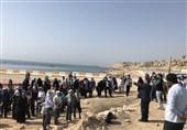 راهیان نور| برگزاری اردوی راهیان نور دریایی سازمان بسیج اساتید+عکس