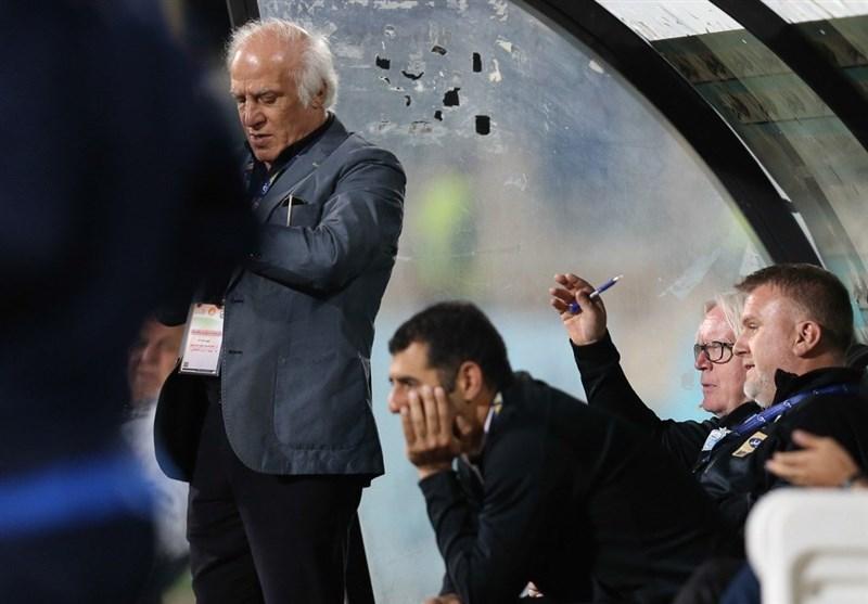 واکنش سرپرست تیم استقلال به انصراف خونهبهخونه از حضور در فینال جام حذفی