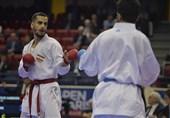 کاراته قهرمانی جهان| راهیابی درفشیپور به دیدار ردهبندی/ چالاکی سومین حذف شده کاراته بانوان
