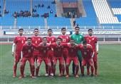 همگروهی نوجوانان فوتبال ایران با ویتنام، هند و اندونزی + عکس
