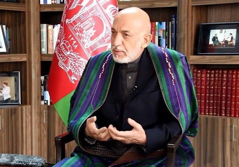 کرزی: انتخابات آمریکا تاثیری بر روند صلح ندارد/ افغانها برای منافع خارجیها کشته میشوند