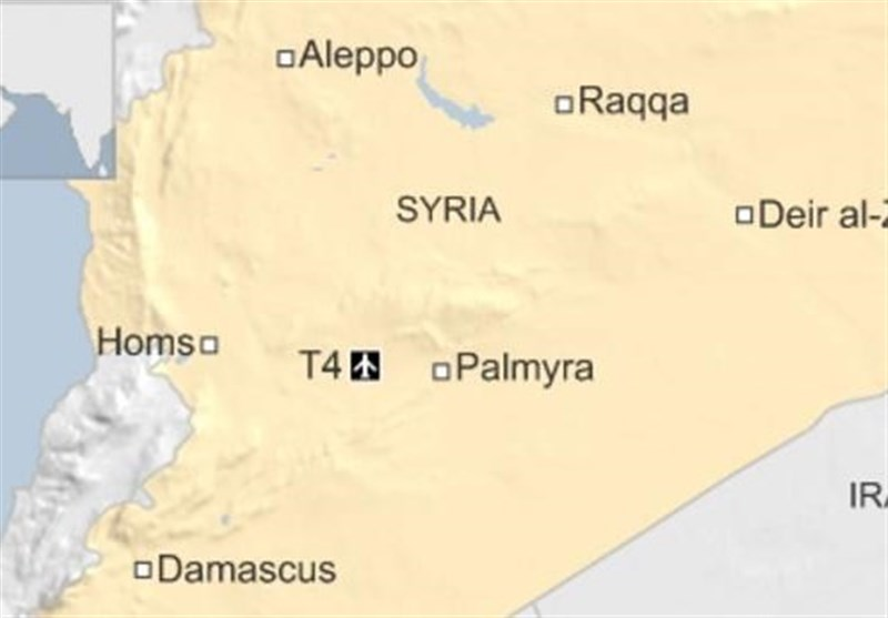 Syria's T-4 Military Airport Targeted by Missile Strike