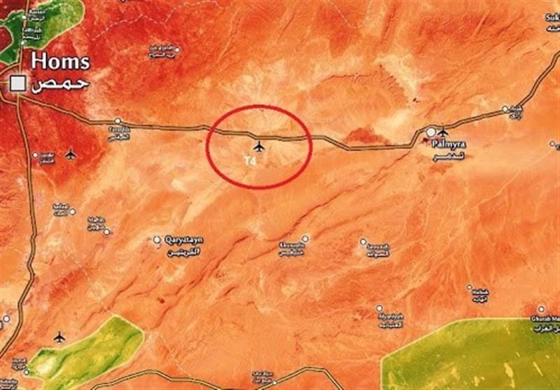 Suriye, İsrail Uçağını Vurdu